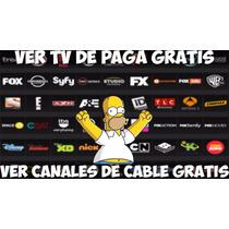 Canales Tv Español Latino Hd & Peliculas Hd Android
