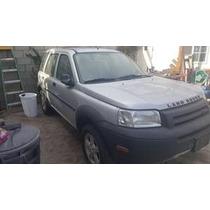 Land Rover Freelander 2003 Por Partes Piezas Refacciones