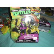 Tortugas Ninja Excelente Juguete Novedoso