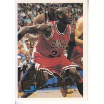 1995-96 Topps Michael Jordan Bulls