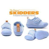 Skidders - Azul Claro ( Zapatito Antiderrapante )