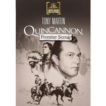 Película Quincannon Frontier Dvd Scout 1955