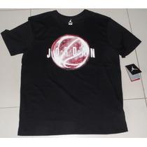 Camiseta Algodon Jordan Basketball Envio Gratis Negro Nike