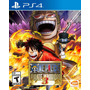 One Piece: Pirate Warriors 3 - Playstation 4 Ps4  Fisico