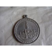 Medalla Basilica De Guadalupe , 1531-1931 , Iv Centenario De