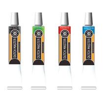Pluma En Forma De Tubo De Pintura Diferentes Colores Kikker