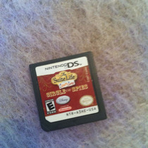Nintendo Ds The Suite Life Circle Of Spies