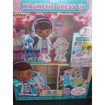 Casita De Muñecas Magneticas Para Vestir