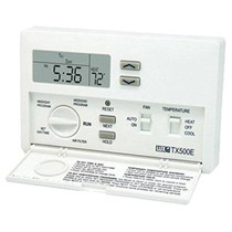 Lux Productos Tx500e Inteligente De Temperatura Del Termosta