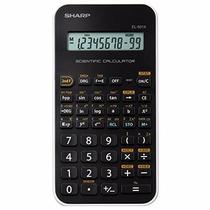 Calculadora Cientifica Sharp El-501xb Blanca