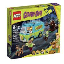 Lego Scooby Doo 75902 La Maquina Del Misterio!