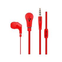 Los Mas Barato Audifonos Vorago Ep-103 Rojo 3.5mm