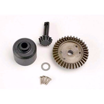 Traxxas 4981 Ring Gear Parts T-maxx Piñon Y Corona Diff