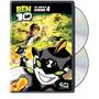 Ben 10 , Temporada 4 Cuatro , Serie Tv Importada En Dvd