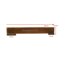 Cable Extensión Pantallas Display 10.1 Y 15.6 Led Izq-der