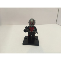 Ant Man Casco Gris Compatible Lego