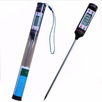 Termómetro Digital Con Sonda Cocina Carnes Liquidos Grados C