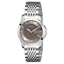 Reloj Gucci Plateado