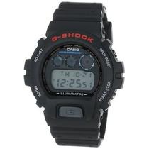 Reloj Casio Dw6900-1v G-shock Negro