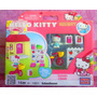 Hello Kitty Set De Mega Bloks De Escuela