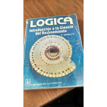Lógica Introducción A La Ciencia Del Razonamiento- P. Chavez