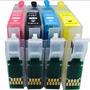 Cartucho Recargable Compatible Xp201 Xp211 Xp401 Xp411