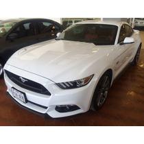 Ford Mustang Gt Premium Aut Piel V8 2016