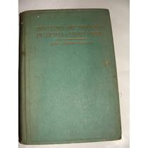 Libro Sintesis De Historia De Mexico,