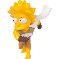 Simpsons Lisa Golpeadora Greetings From Springfield - Hm4