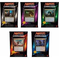 Magic The Gathering Juego De Cartas Deck Competitivo