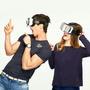 Vr Box Visor 3d Para Celulares