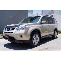 Nissan X-trail,advance (cvt) Tela Año:2014