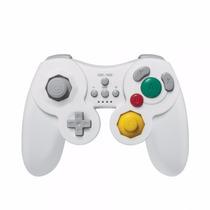 Control Procube Para Wii U Inalambrico Pro Gamecube Blanco