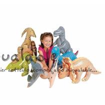 Set De Dinosaurios Inflables Para Niños