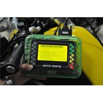 Escaner Motos Cuatrimotos Moto 7000 Tw Harley Bmw Ducati Mas