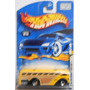 Hot Wheels 2001, First Editions, Surfin' School Bus