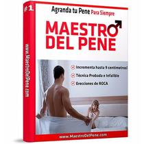 Maestro Del Pene / Libro / Envío Gratis!!!