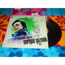 Enrique Guzman, Grandes Exitos Vol 2/ Lp