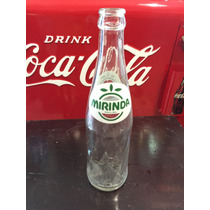 Botella De Refresco Mirinda Antigua