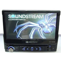 Pantalla Soundstream Vr-7820b Bluetooth Cd Mp3 Auxiliar