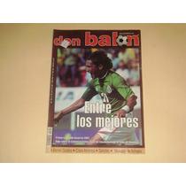 Revista Cabrito Arellano Seleccion Mexicana 2001 Don Balon