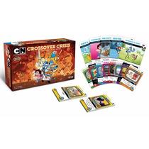 Cartoon Network Crossover Crisis Deck Building Game Nuevo!!!