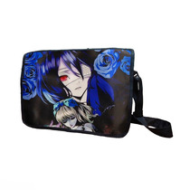 Mochila Escolar De Portafolio Black Rock Shooter