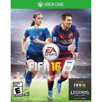 Fifa 2016 Xbox One Codigo Descargable