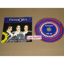 Pandora Hace Tres Noche Apenas 1997 Emi Cd
