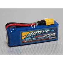 Bateria Lipo 2200mah 11.1v Recargable 40c Zippy