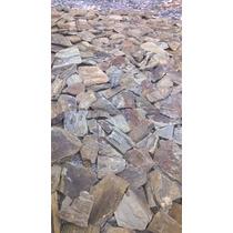 Madera Piedra Laja Rústica