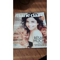 Marie Claire - Martha Higareda Febrero 2009