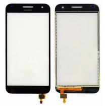 Pantalla De Cristal Con Touch Huawei Ascend G7 Negro L01 L03