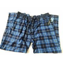 Intimo Pantalon Afelpado Pijama Hombre Extragrande